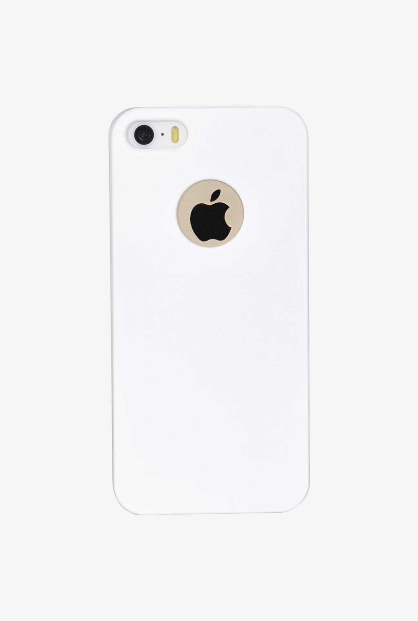 iAccy IP5S007 Snap Case White for iPhone 5/5S