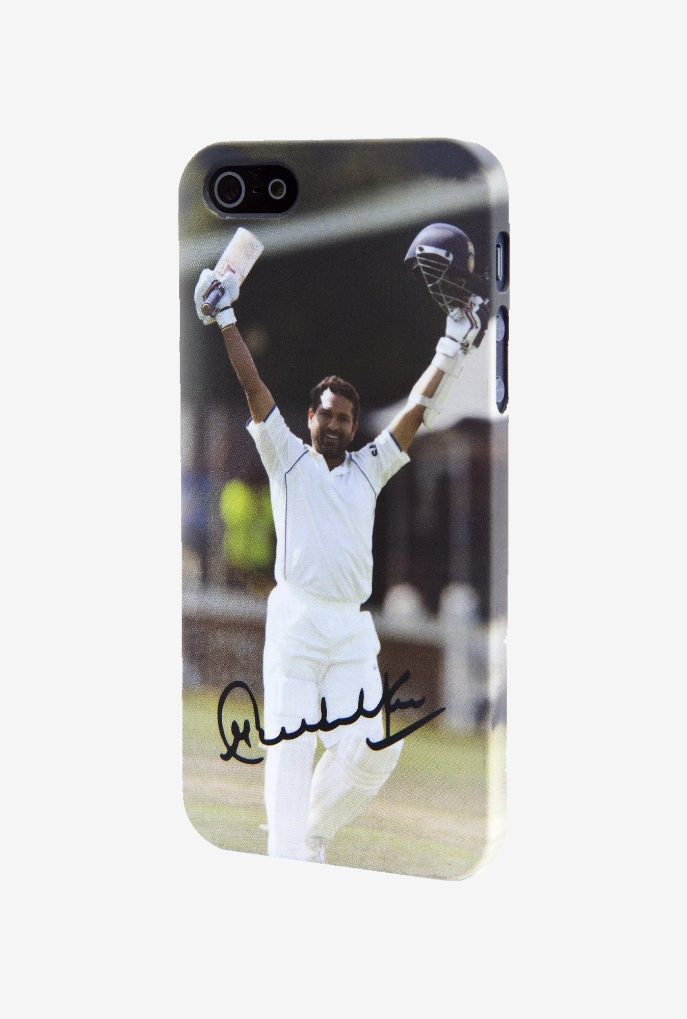 iAccy STI001 Sachin Signature Case Multicolor for iPhone 5