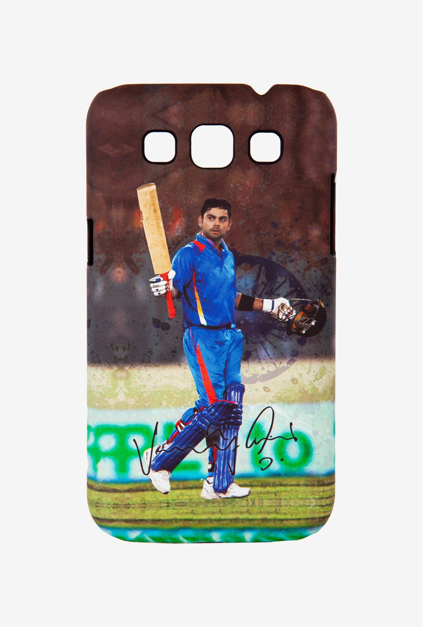iAccy Virat Kohli Signature Case for Galaxy Quattro
