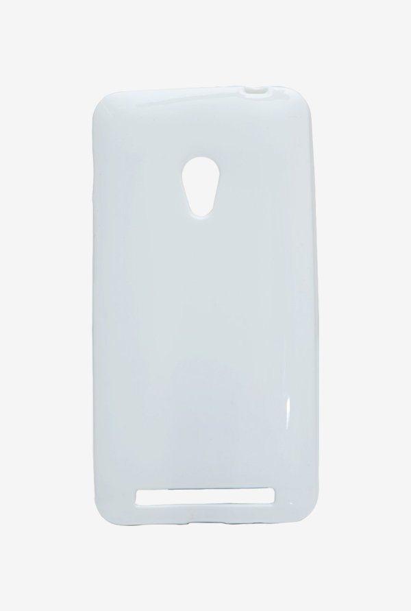 iAccy AZ0008 Back Cover White for Asus Zenfone 4.5