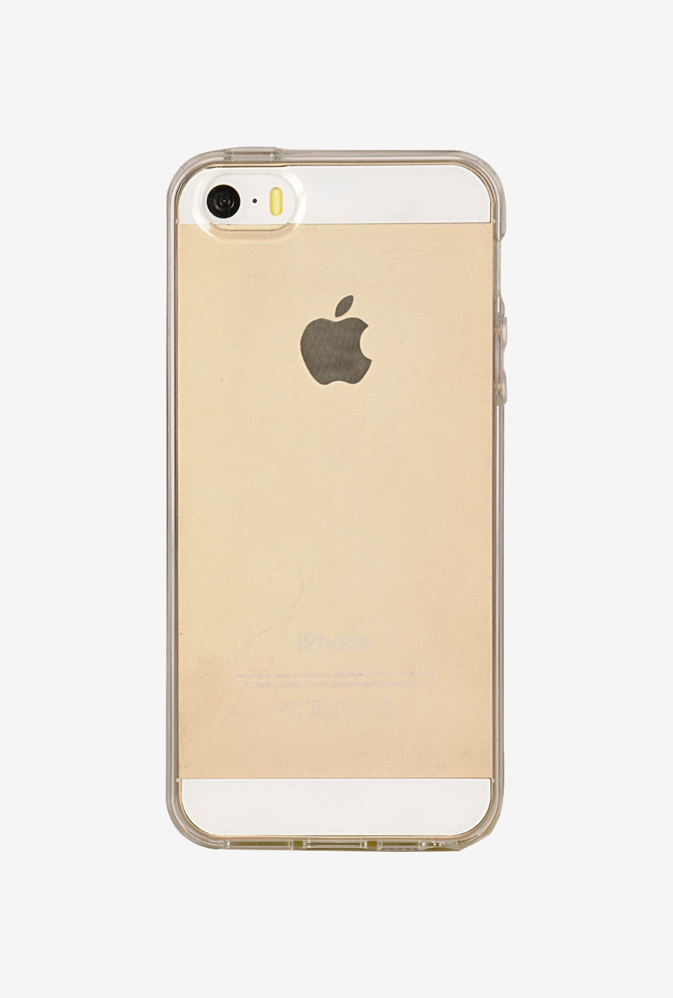 iAccy IP5S005 Soft Case Clear for iPhone 5/5S