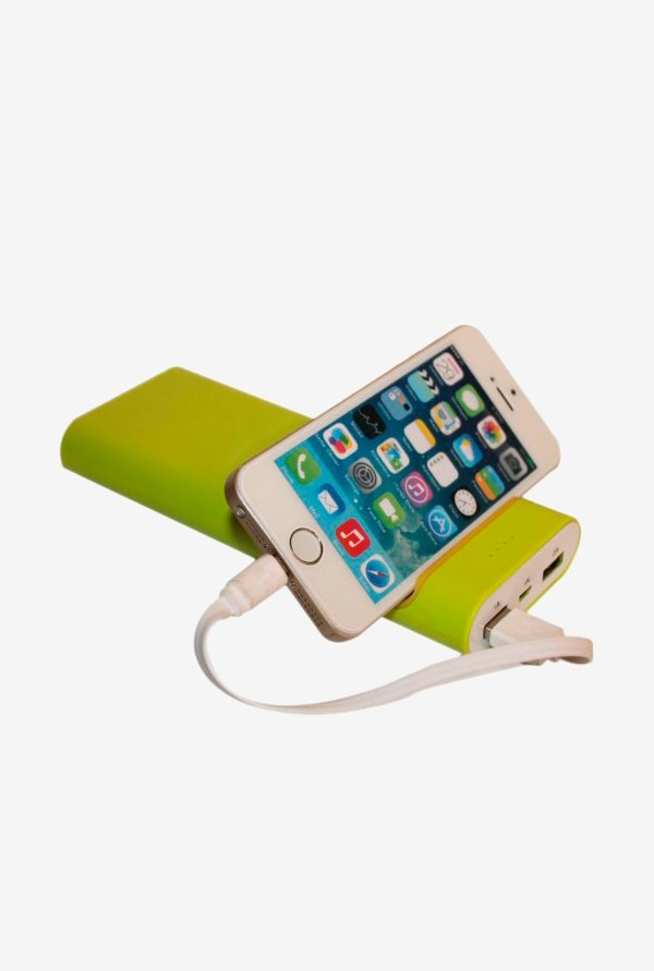 Callmate 15600 mAh Power Bank Green