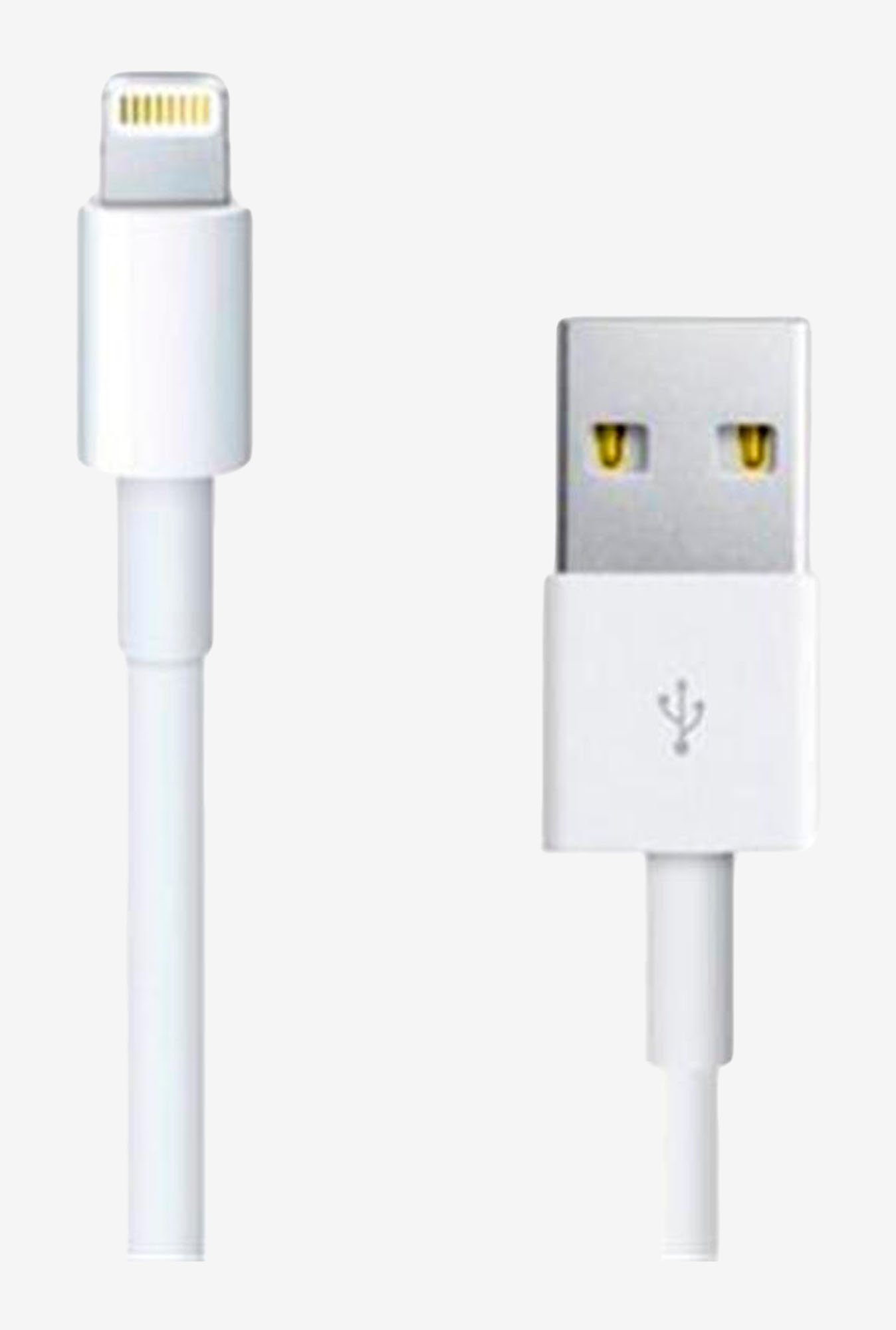 Callmate USB Data & Charging Cable for iPhone 5 White