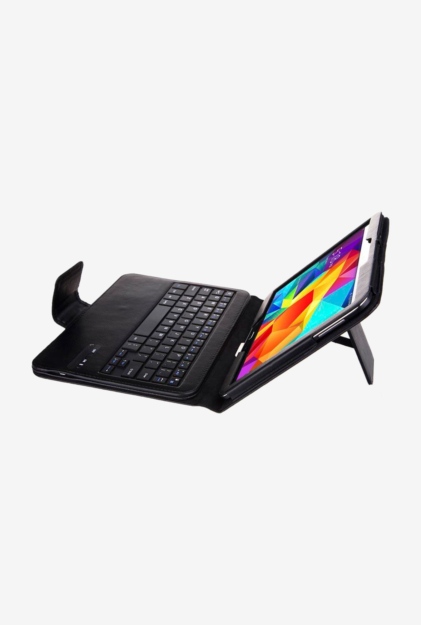 Callmate Bluetooth Keyboard With Case Black for Galaxy Tab 4
