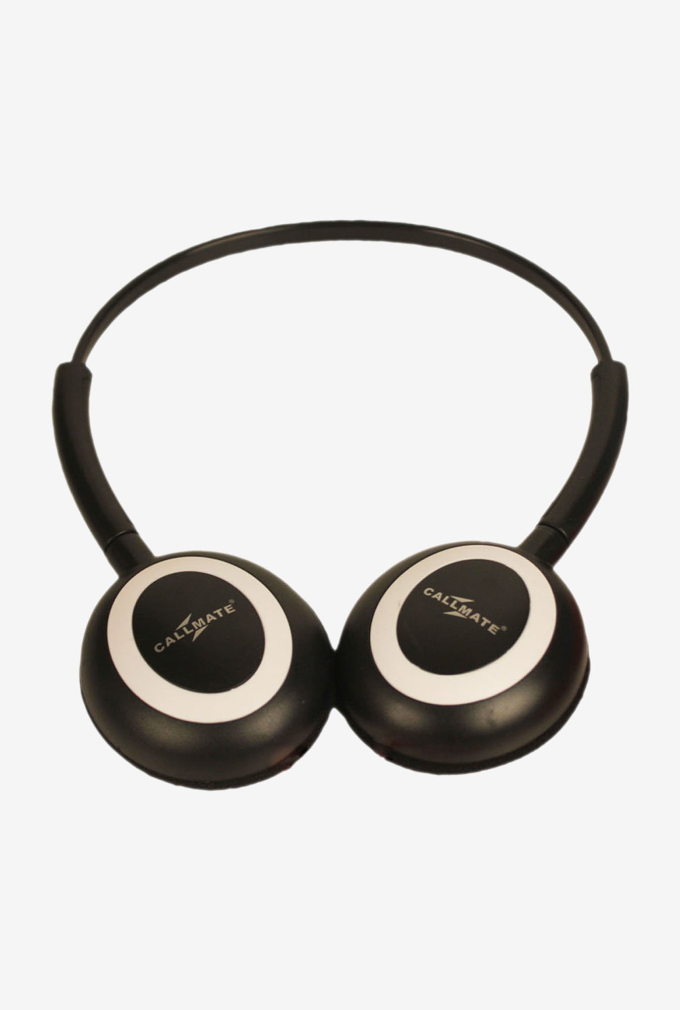 Callmate HPOMBK Over-Ear Head Phone Black