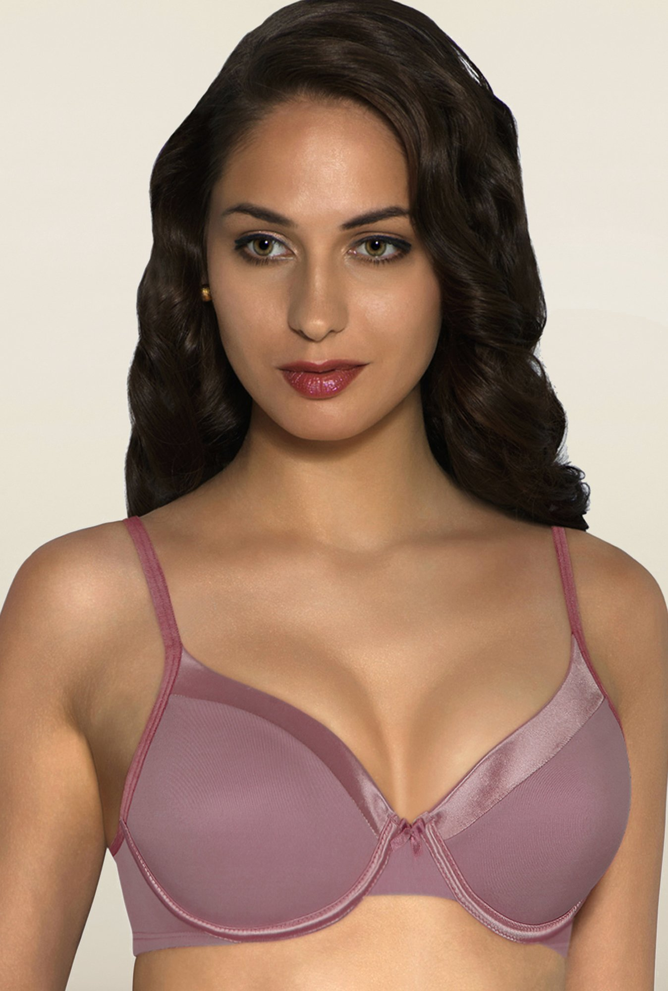 Amante Rose Underwired Padded Bra