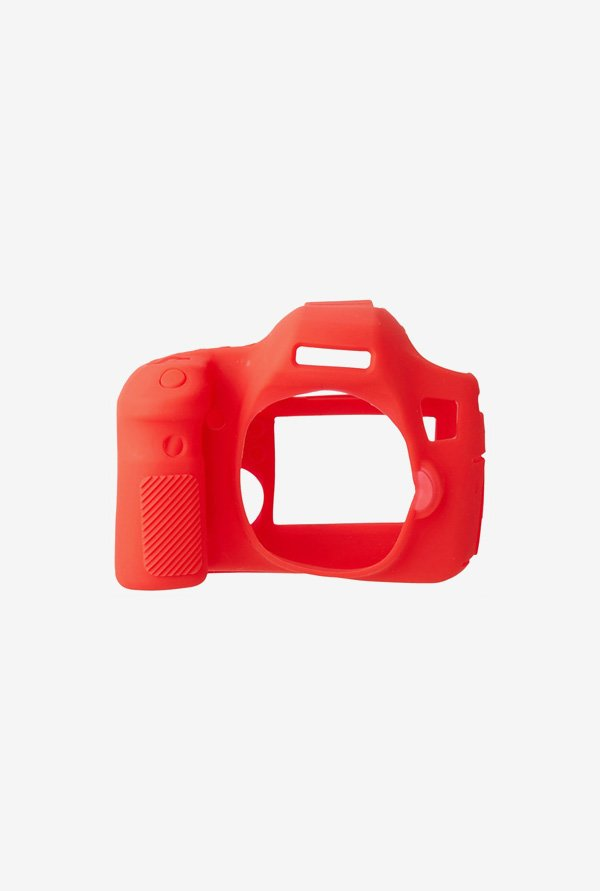 EasyCover Camera Case for Canon 6D Red