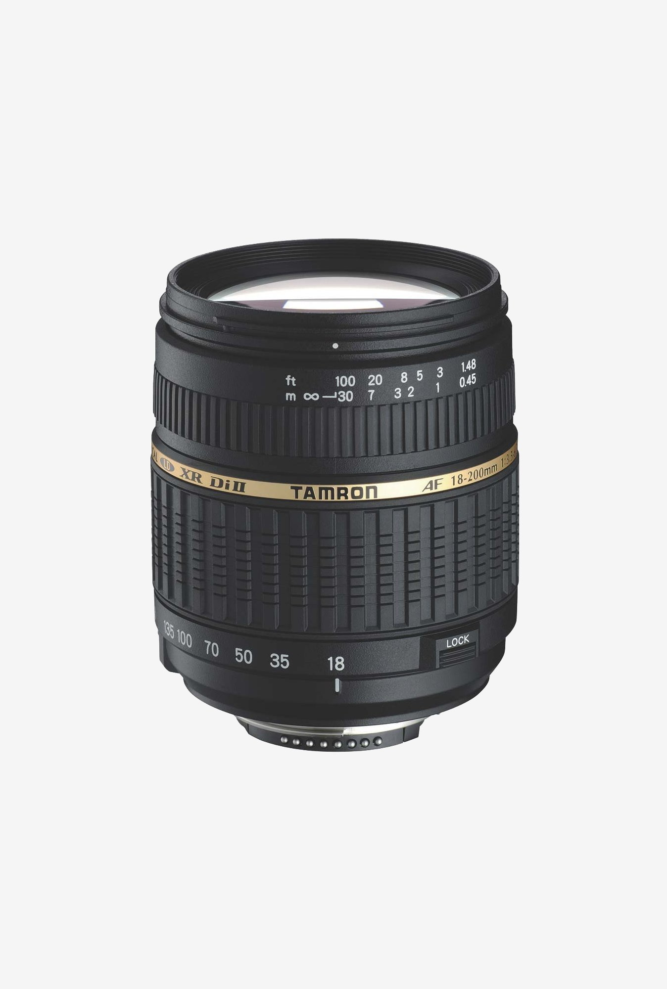 Tamron 18-200mm f/3.5-6.3 XR Di II LD AL Lens for Sony DSLR