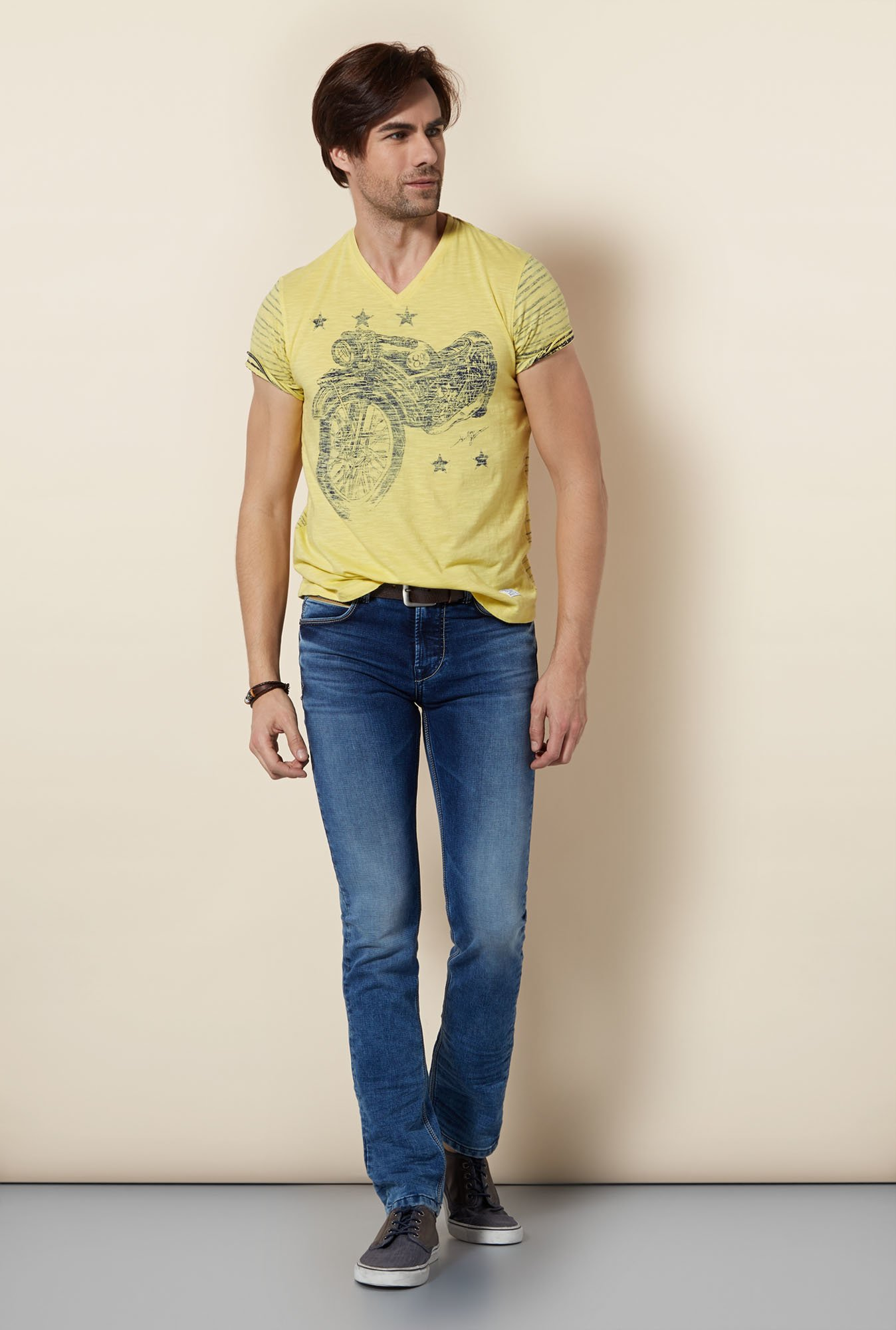 Killer Yellow Doray T Shirt
