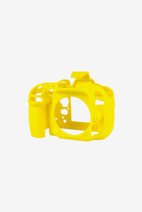 EasyCover Camera Case for Nikon D600 Yellow