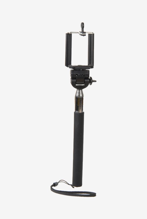 Fotonica Selfie Stick Black with Bluetooth Remote