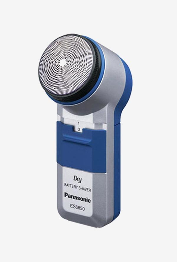 Panasonic ES-6850 Spinet Shaver Blue & Silver