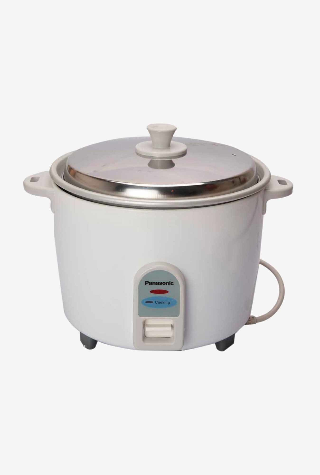 Panasonic SR-WA10 1.0 L 450 W Automatic Cooker White