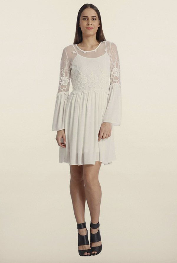 Vero Moda Snow White Skater Dress