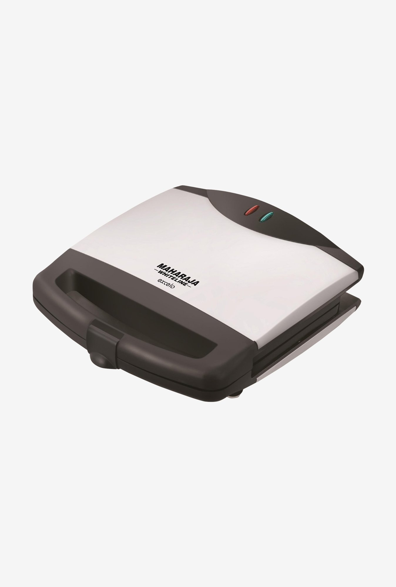 Maharaja Whiteline Excelo Sandwich Maker Black and Grey