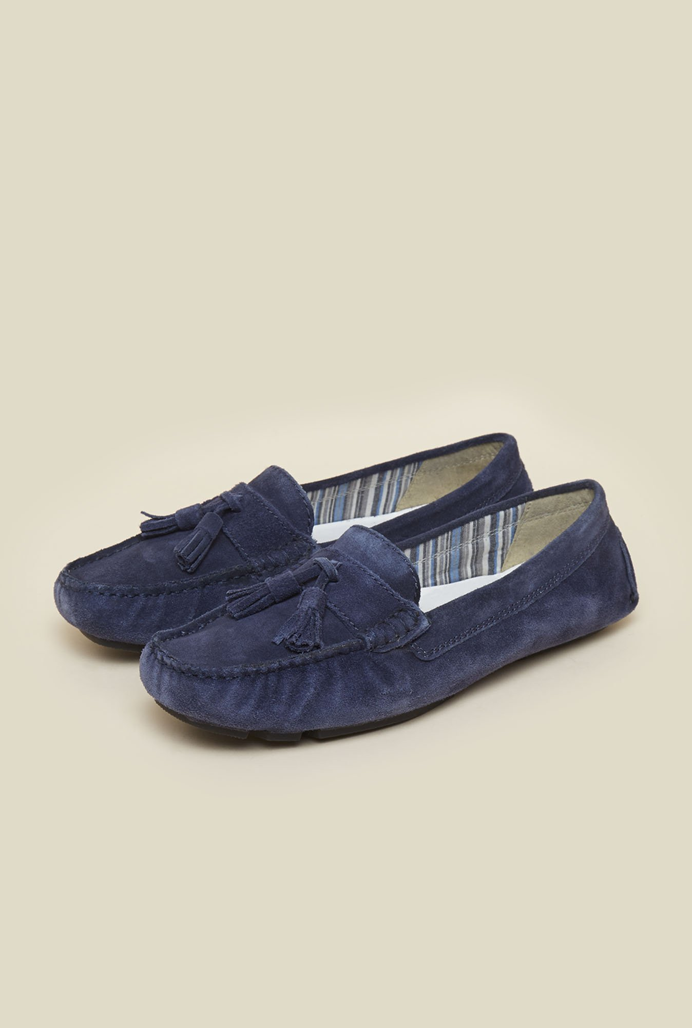 La Briza Navy Loafers