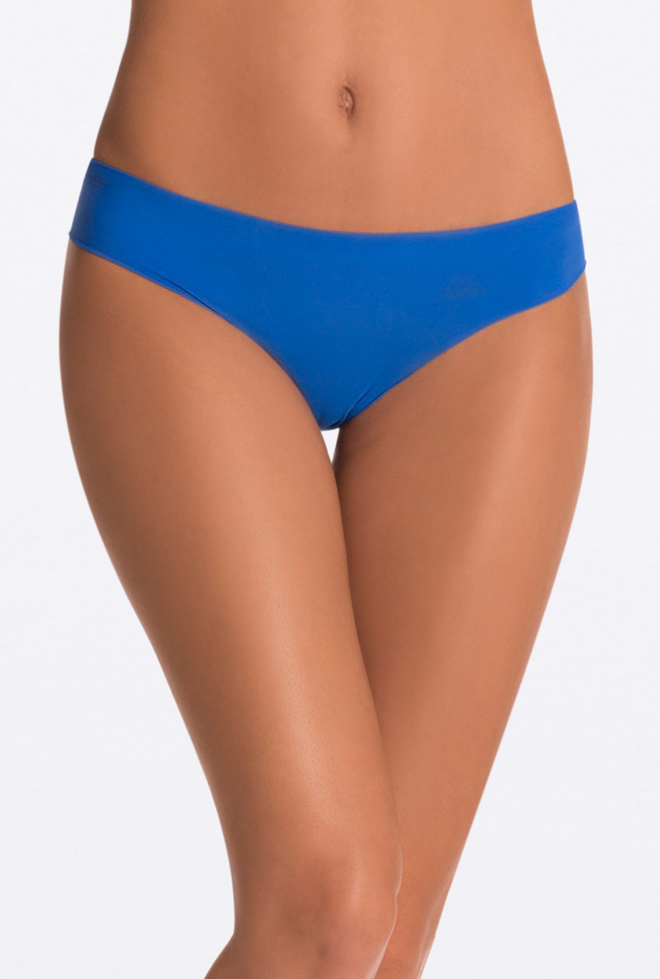 Pretty Secrets Cobalt Invisi-Hipster Panty