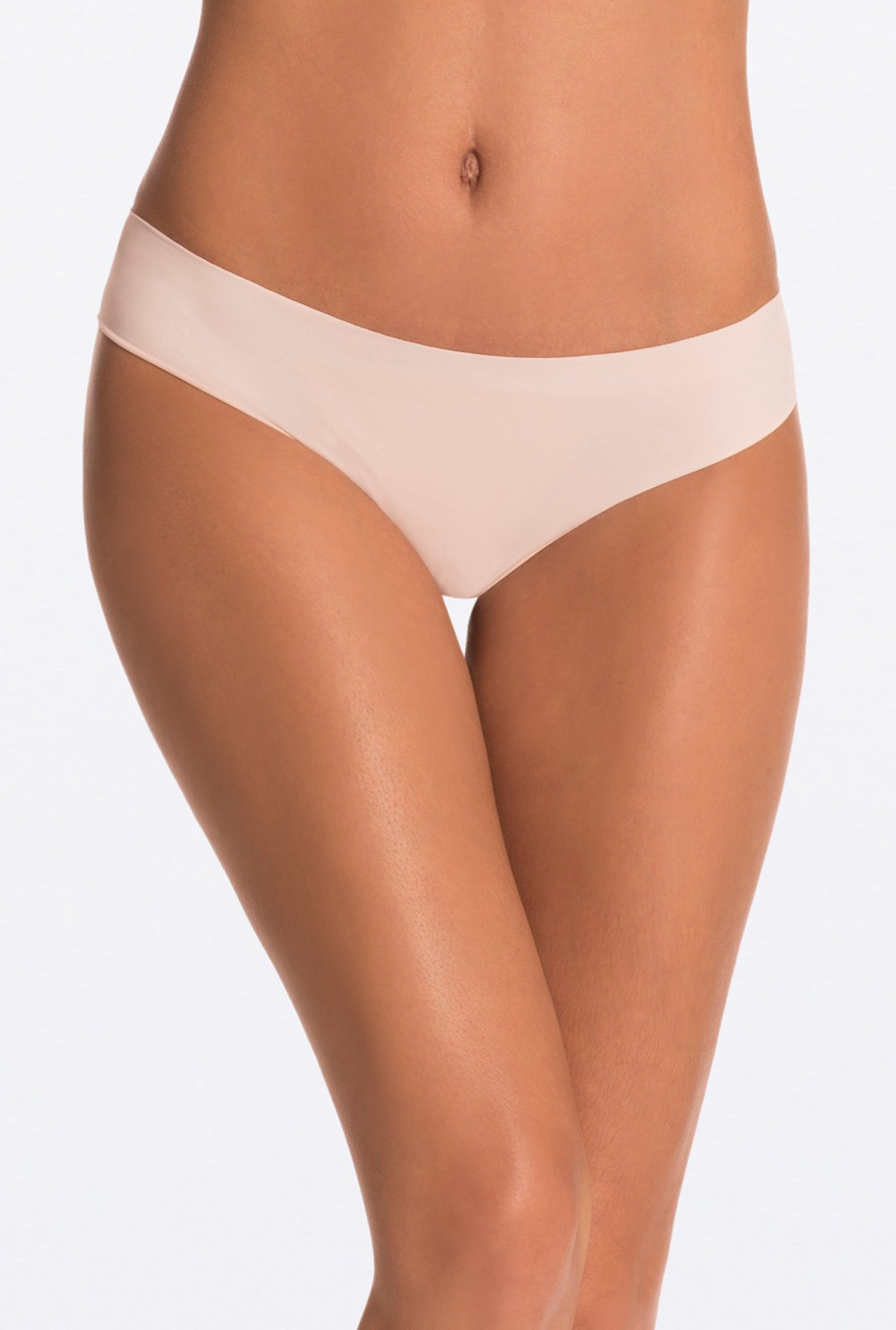 Pretty Secrets Soft Nude Invisi-Hipster Panty