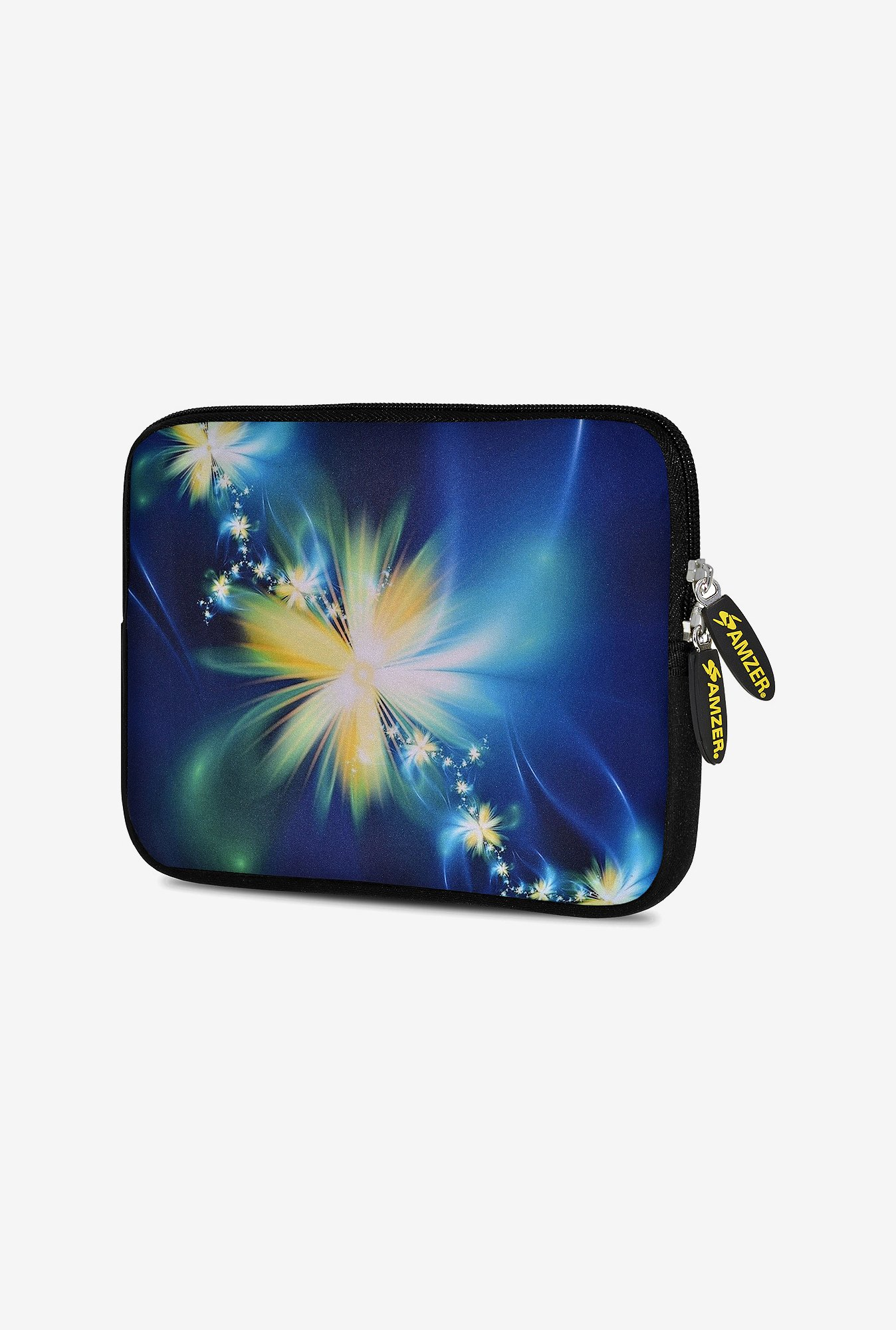 Amzer 7.75 Inch Neoprene Sleeve - Starlight Galaxy