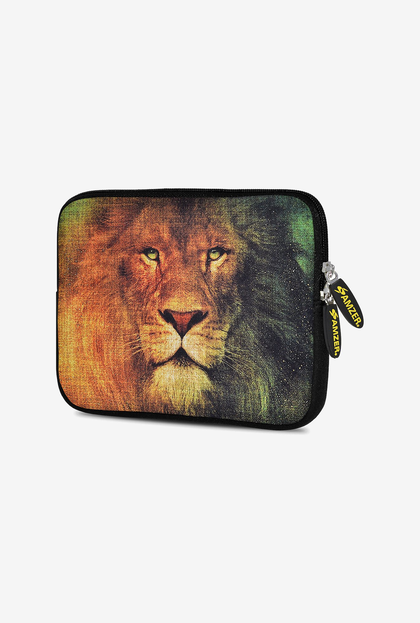Amzer 7.75 Inch Neoprene Sleeve - King Lion