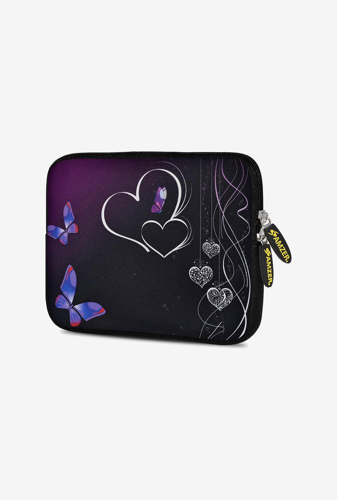 Amzer 10.5 Inch Neoprene Sleeve - Night Love
