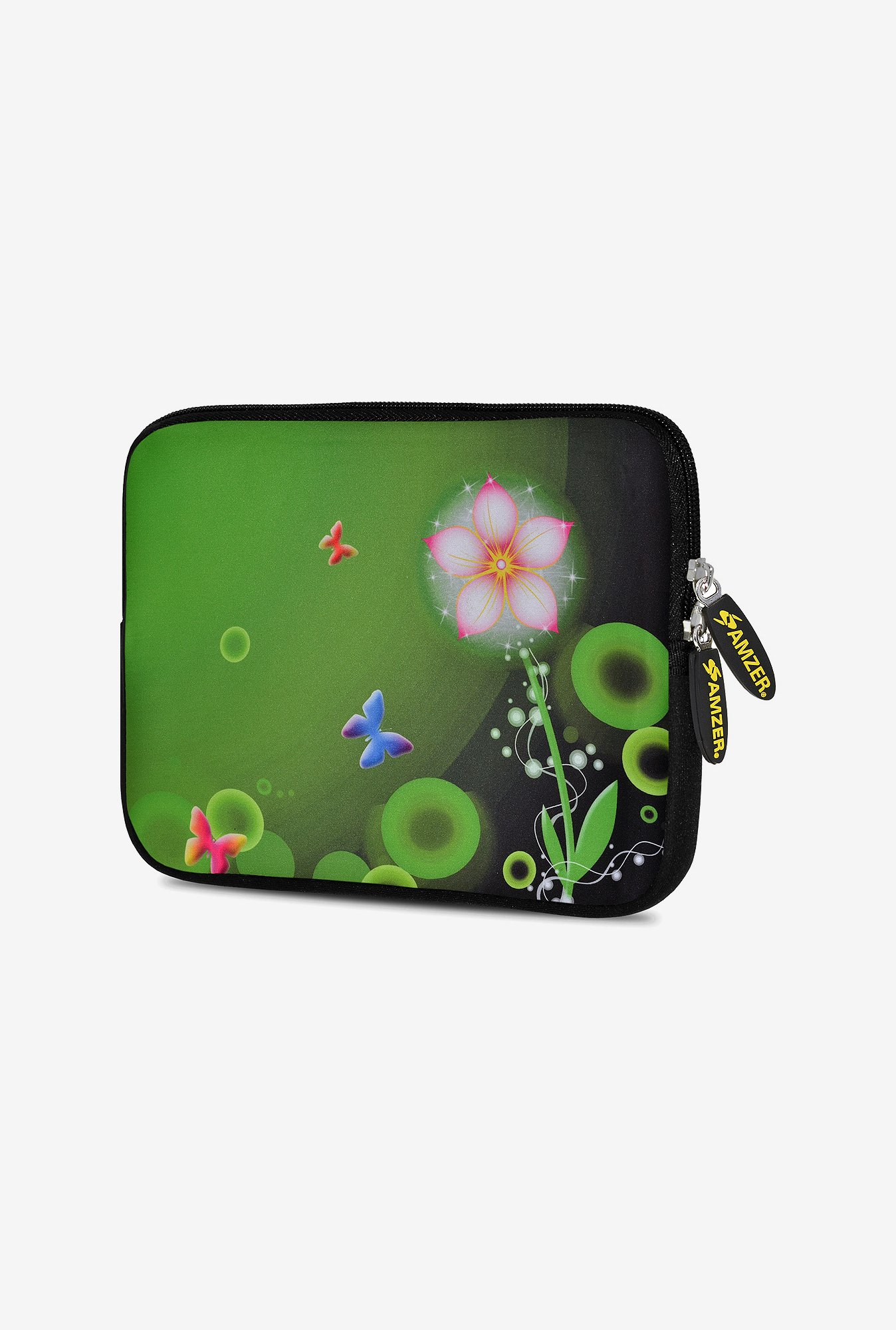 Amzer 7.75 Inch Neoprene Sleeve - Daisy Dream