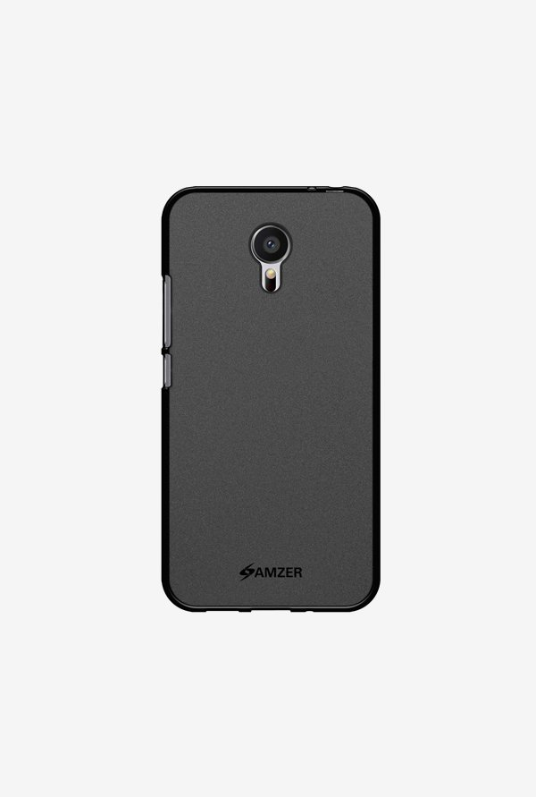 Amzer Pudding TPU Case Black for Meizu Metal