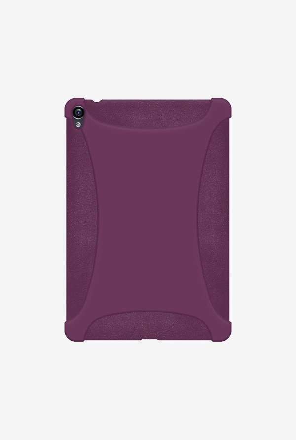 Amzer Silicone Skin Jelly Case Purple for Nexus 9