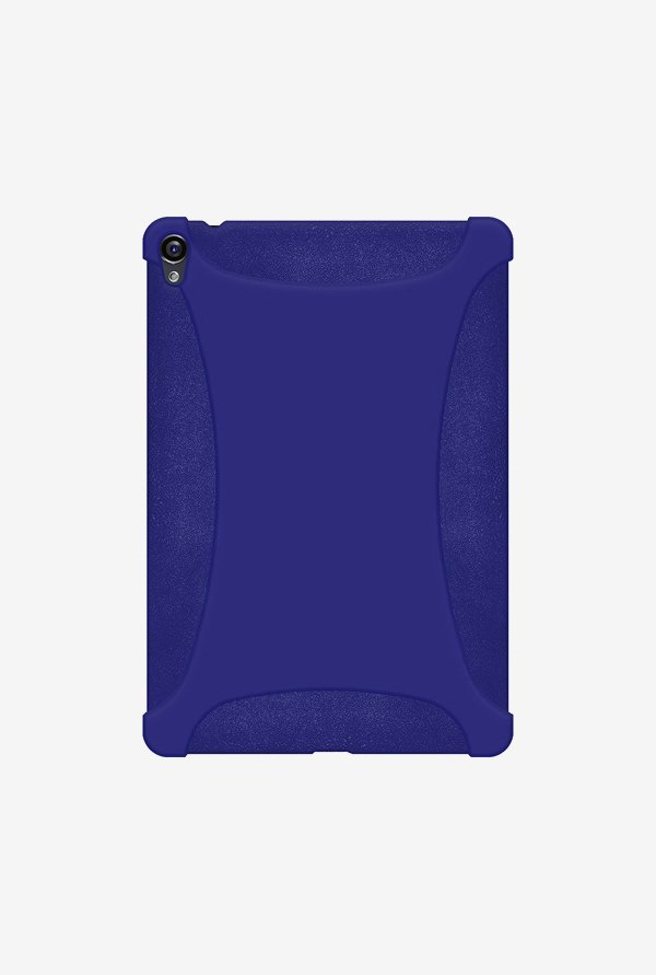 Amzer Silicone Skin Jelly Case Blue for Nexus 9