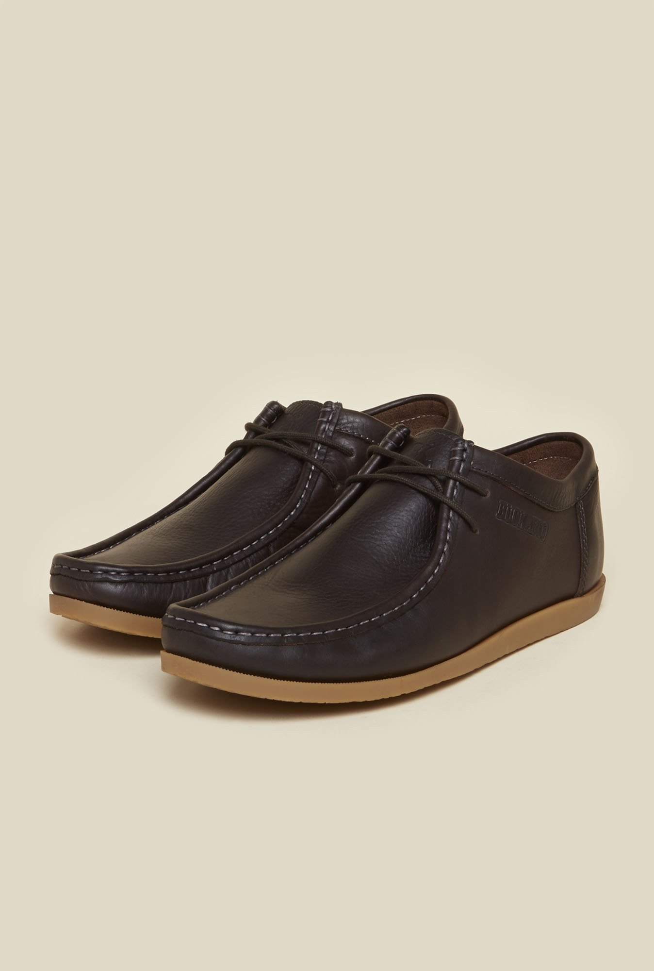 Buckaroo New Cory Brown Moccasins