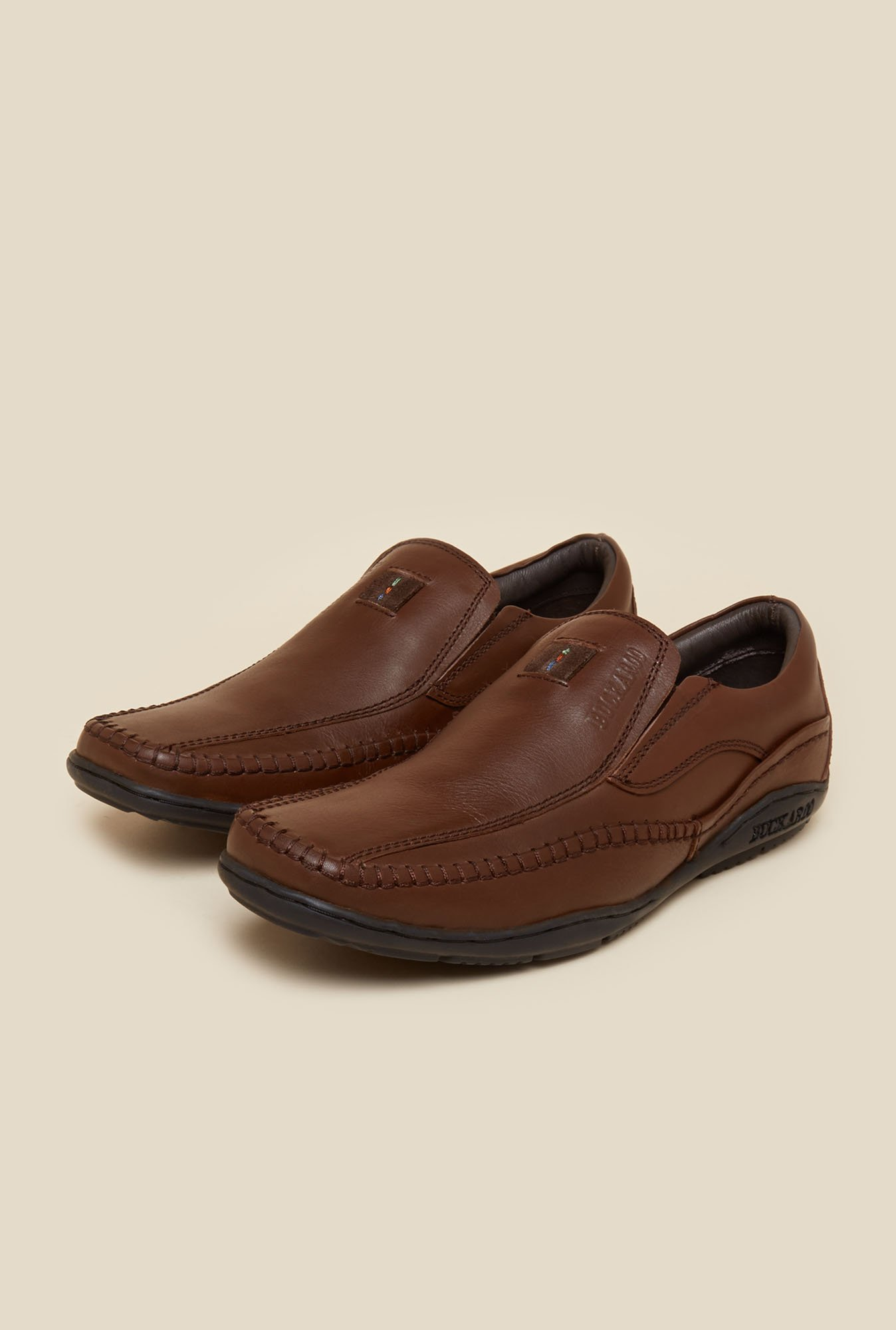 Buckaroo Tristan Brown Loafers