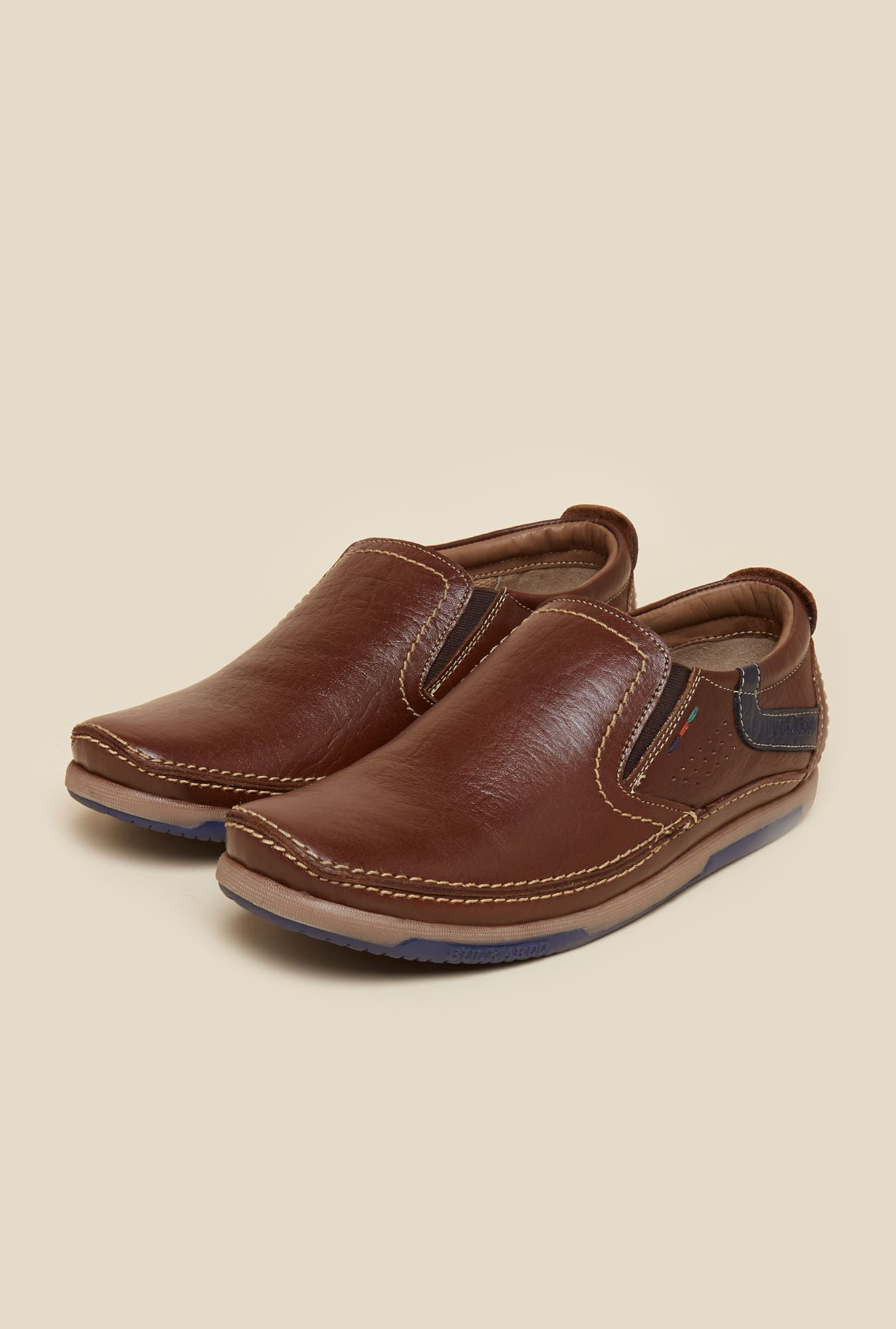 Buckaroo Beltran Brown Loafers