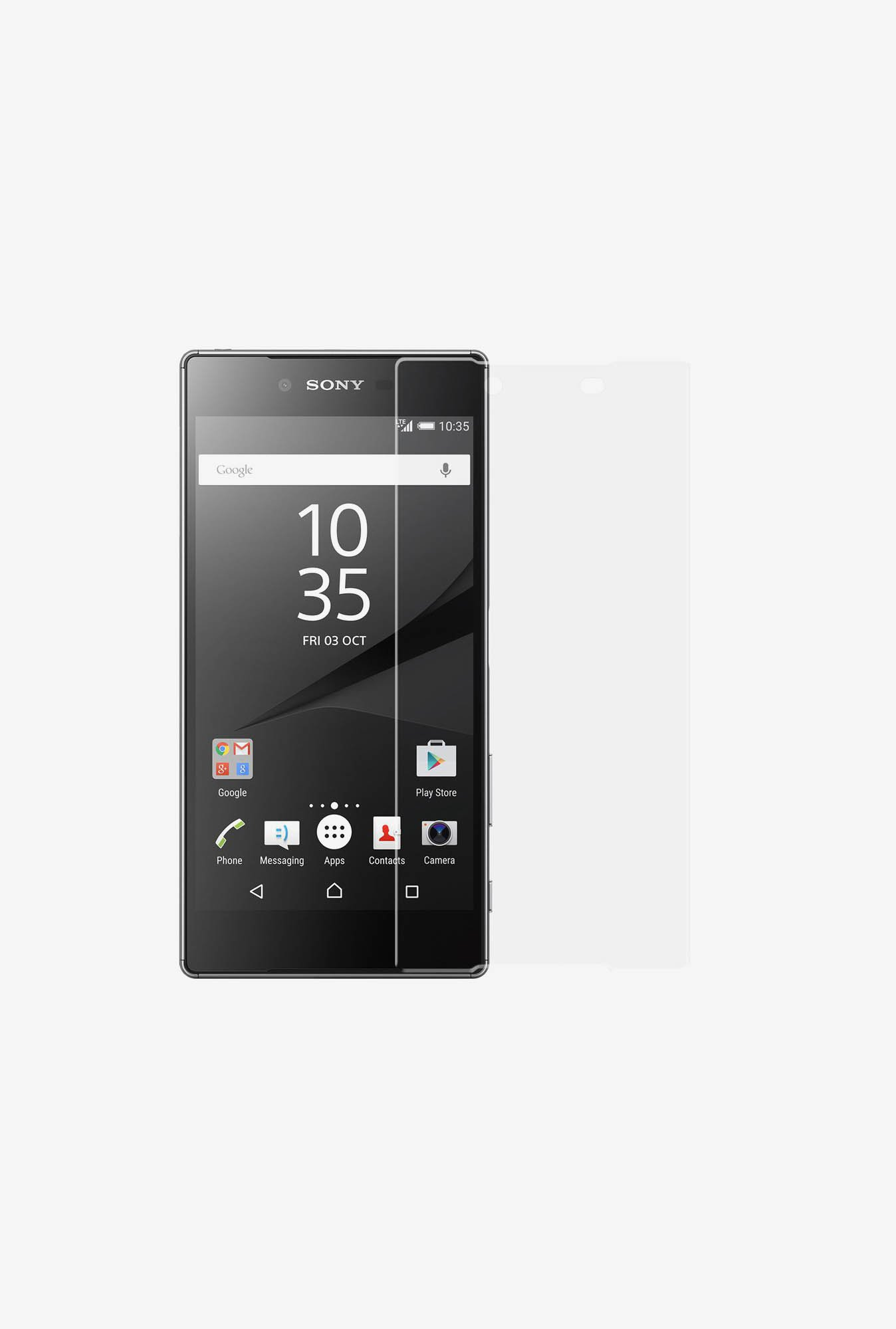 Amzer Kristal Tempered Glass Screen Protector for Xperia Z5
