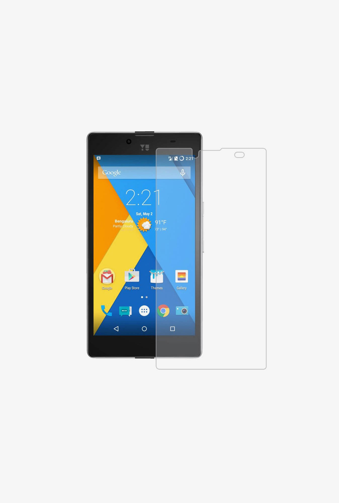 Amzer Kristal Clear Screen Protector for YU Yuphoria YU5010