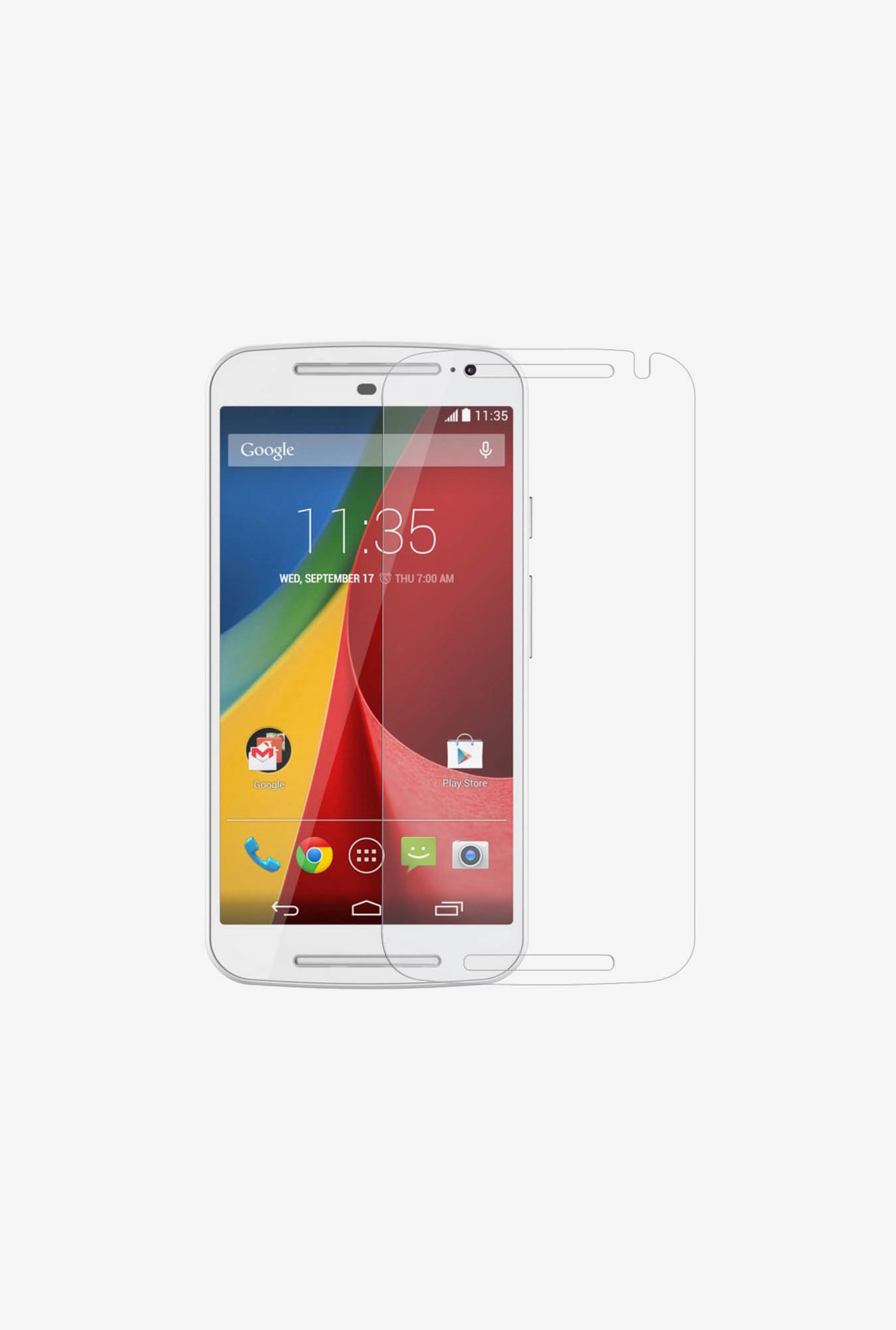 Amzer Kristal Clear Screen Protector for Moto G 2nd Gen