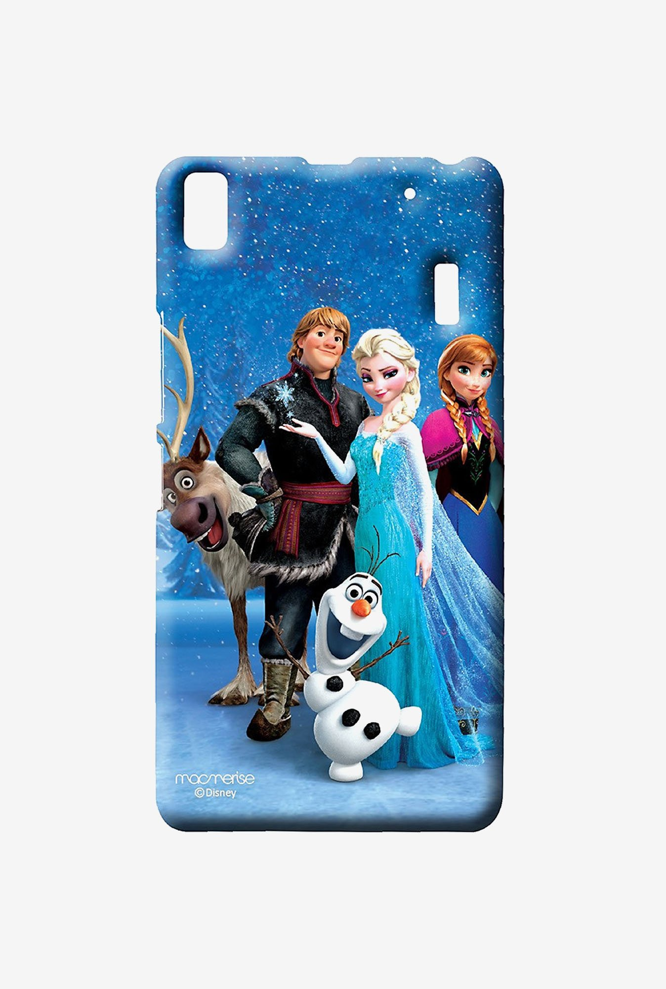 Macmerise Frozen Together Sublime Case for Lenovo K3 Note