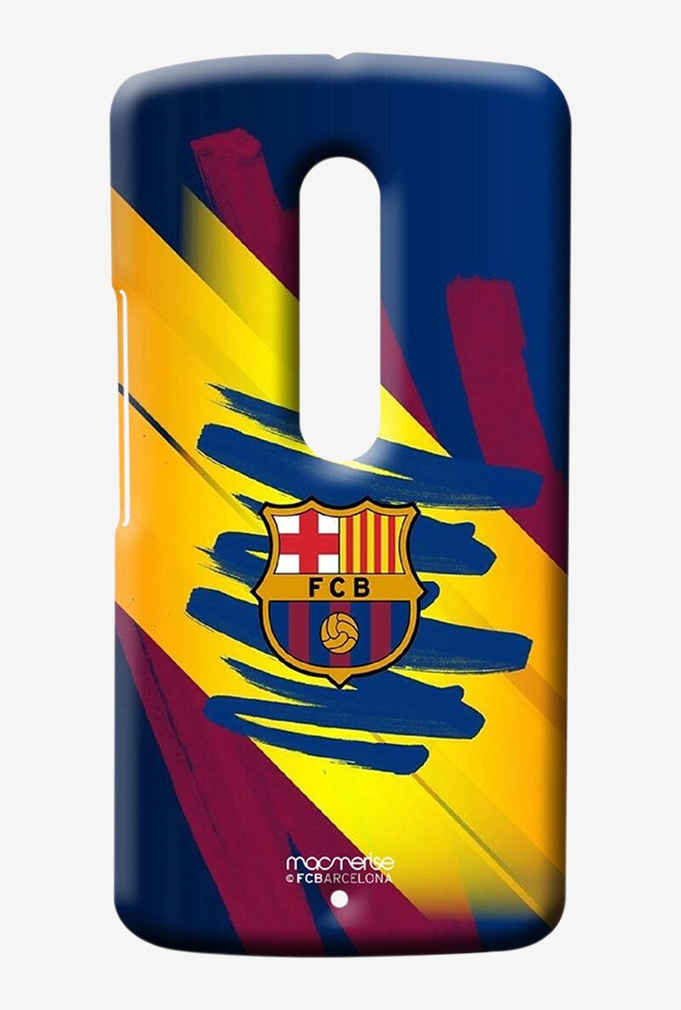 Macmerise FCB Colour Strokes Sublime Case for Moto X Play