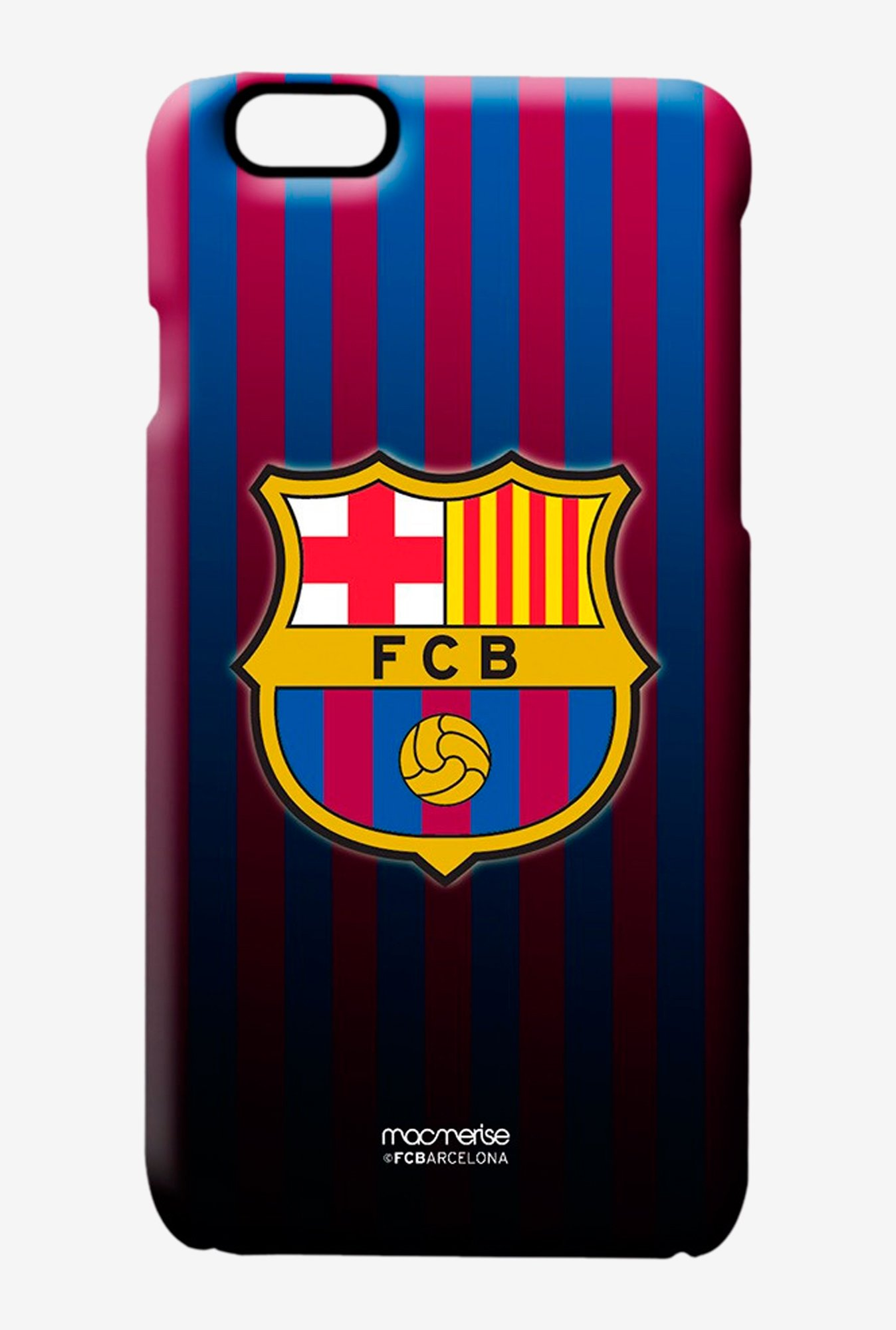 Macmerise FCB Crest Pro Case for iPhone 6S