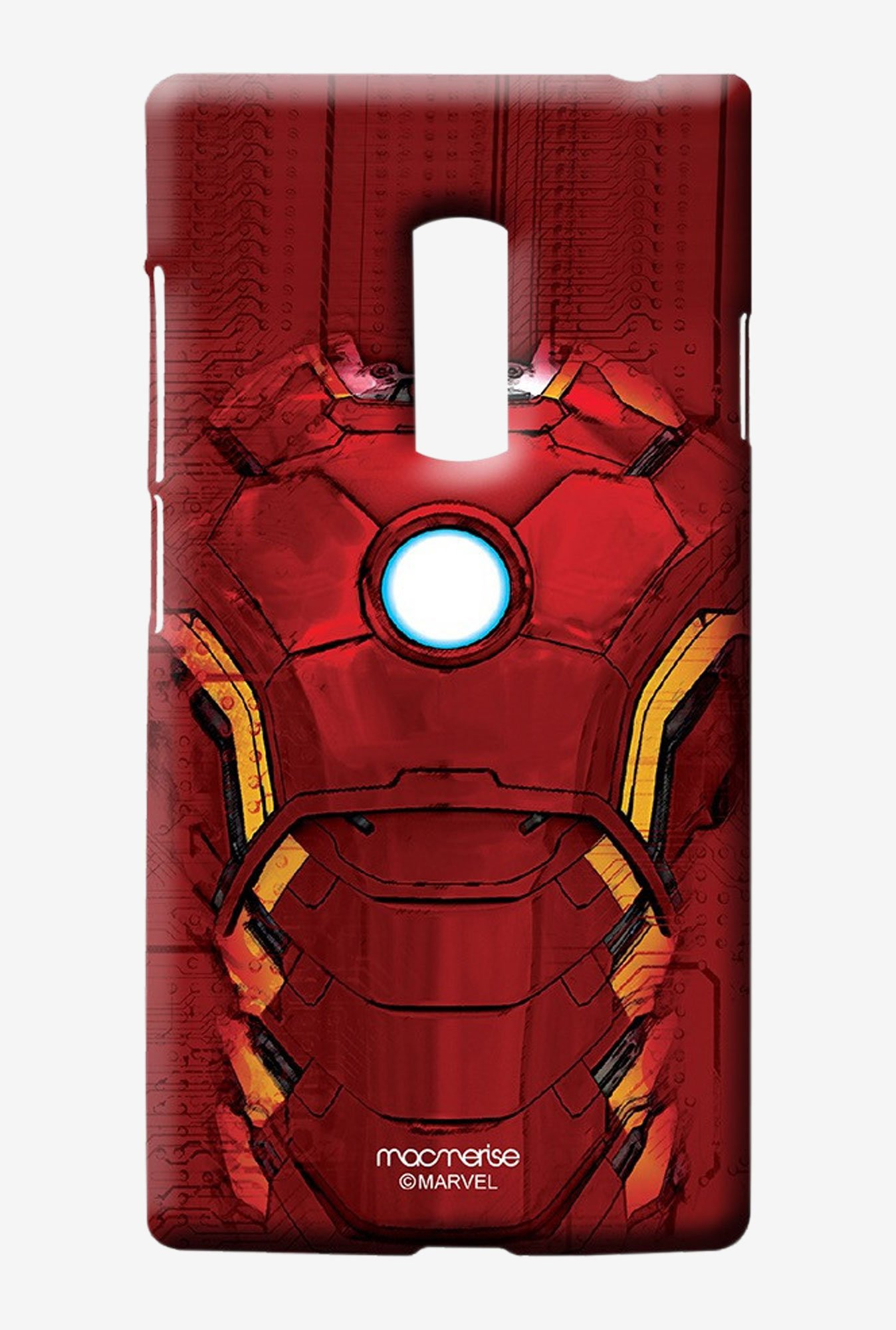 Macmerise Suit of Armour Sublime Case for Oneplus Two