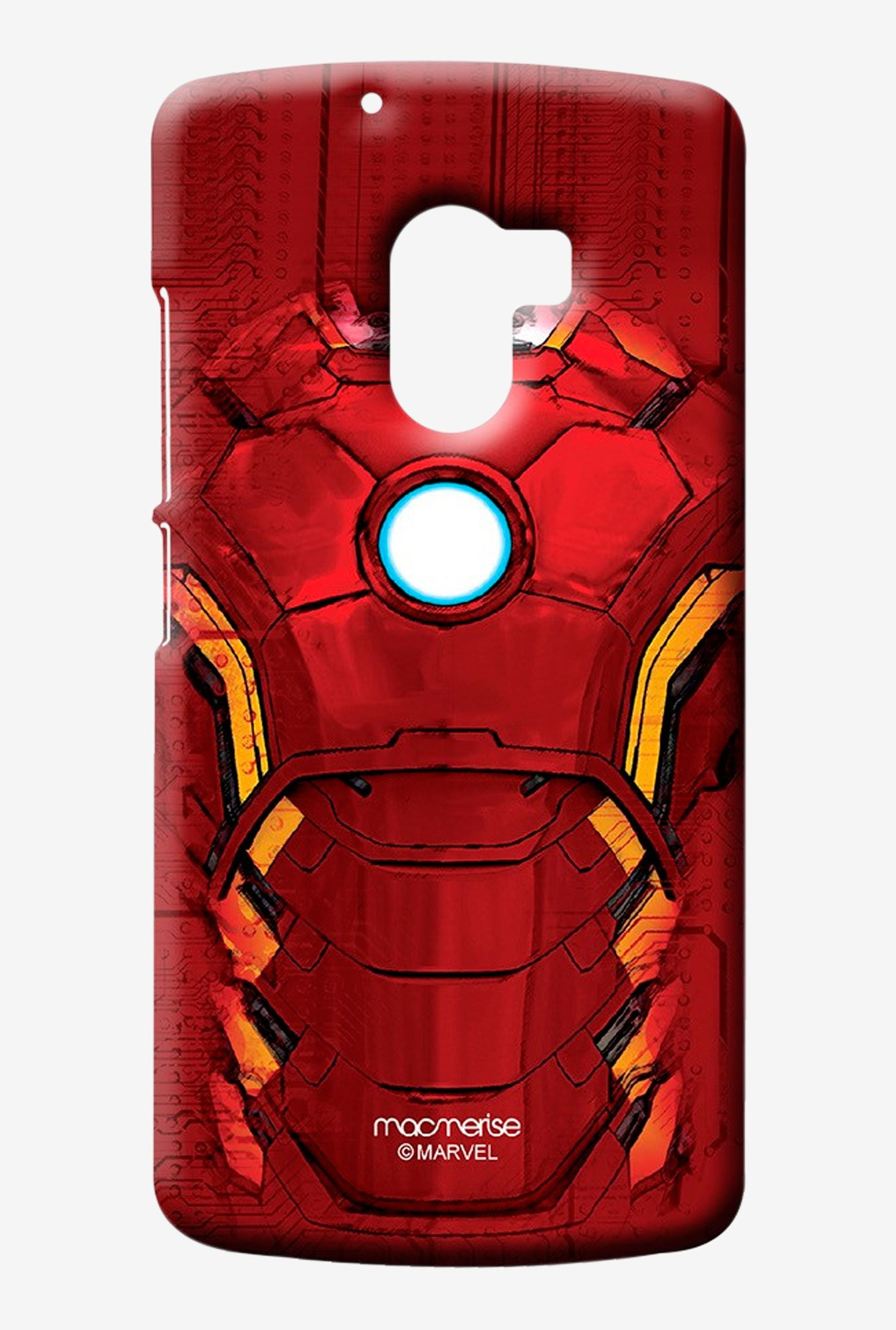 Macmerise Suit of Armour Sublime Case for Lenovo K4 Note