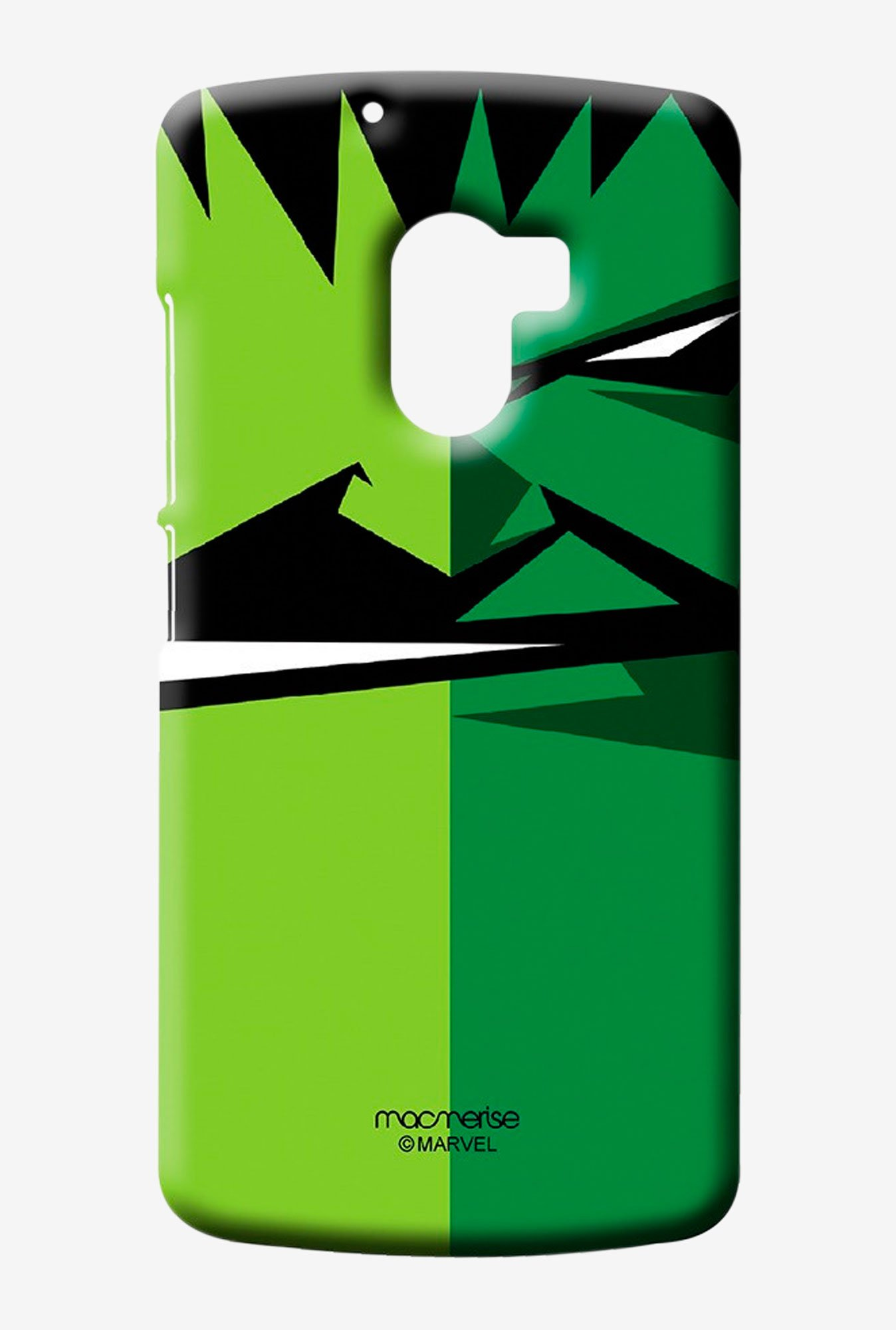 Macmerise Face Focus Hulk Sublime Case for Lenovo K4 Note