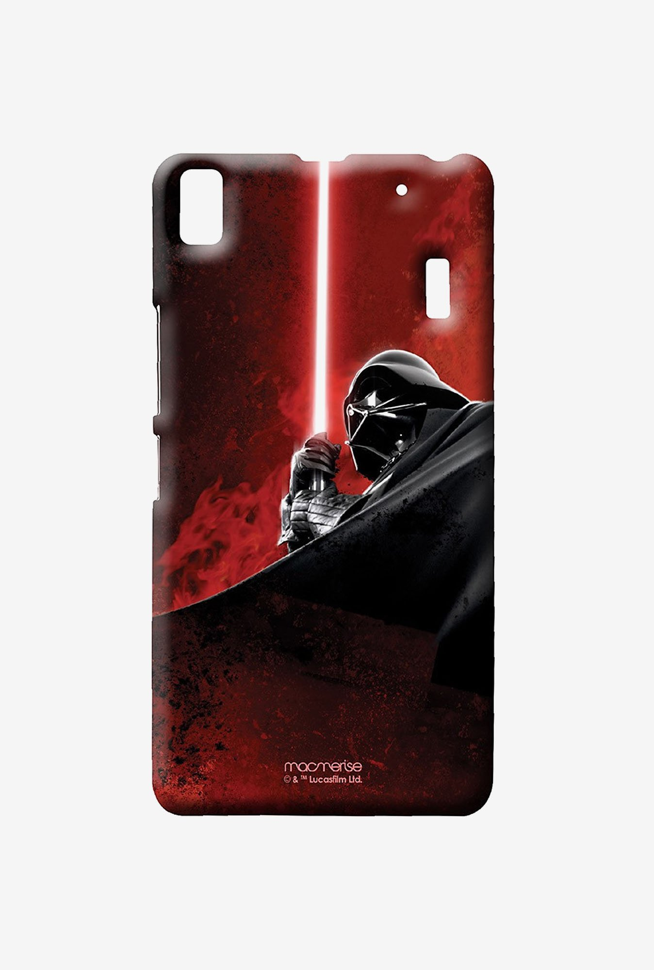 Macmerise The Vader Attack Sublime Case for Lenovo K3 Note