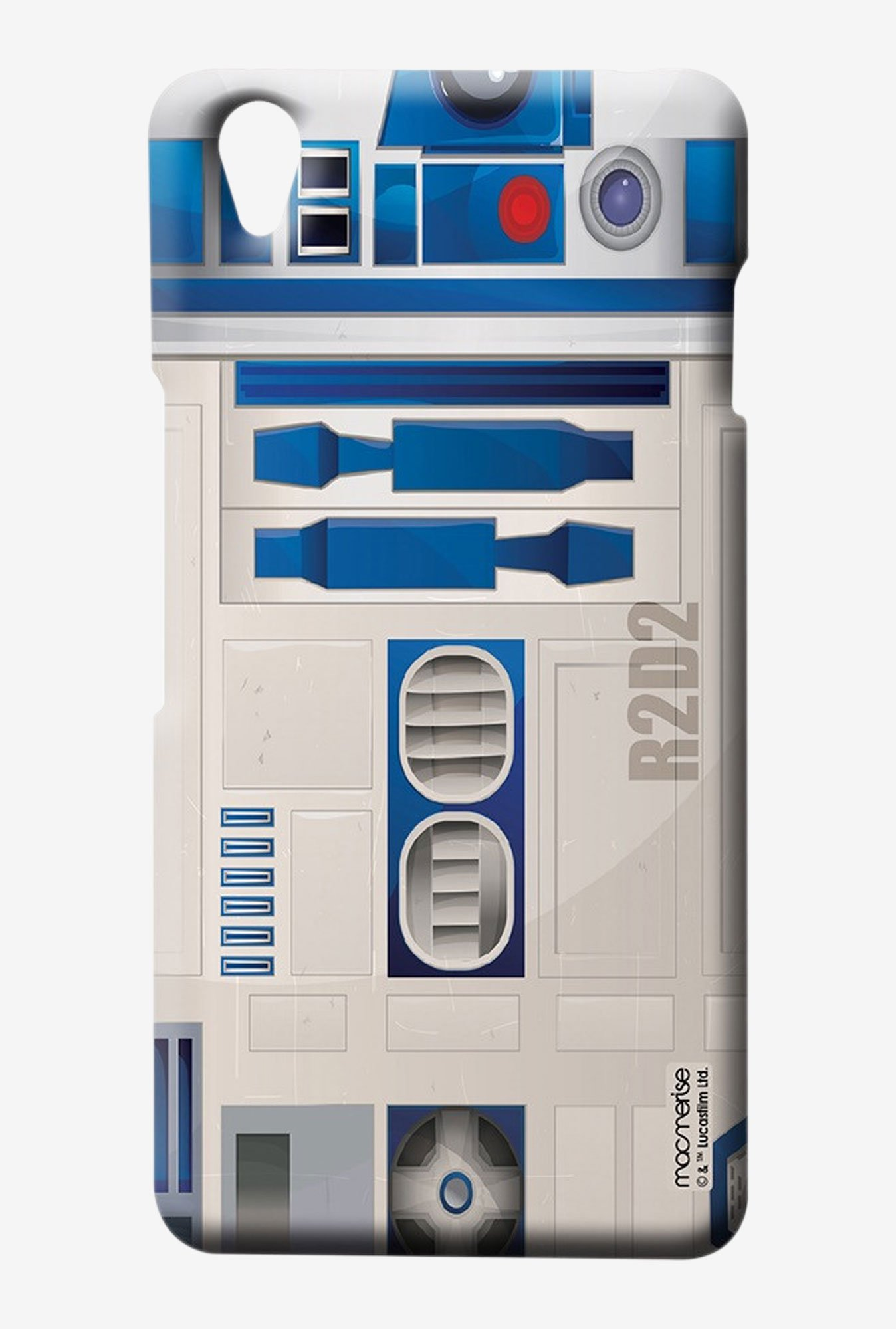 Macmerise Attire R2D2 Sublime Case for Oneplus X