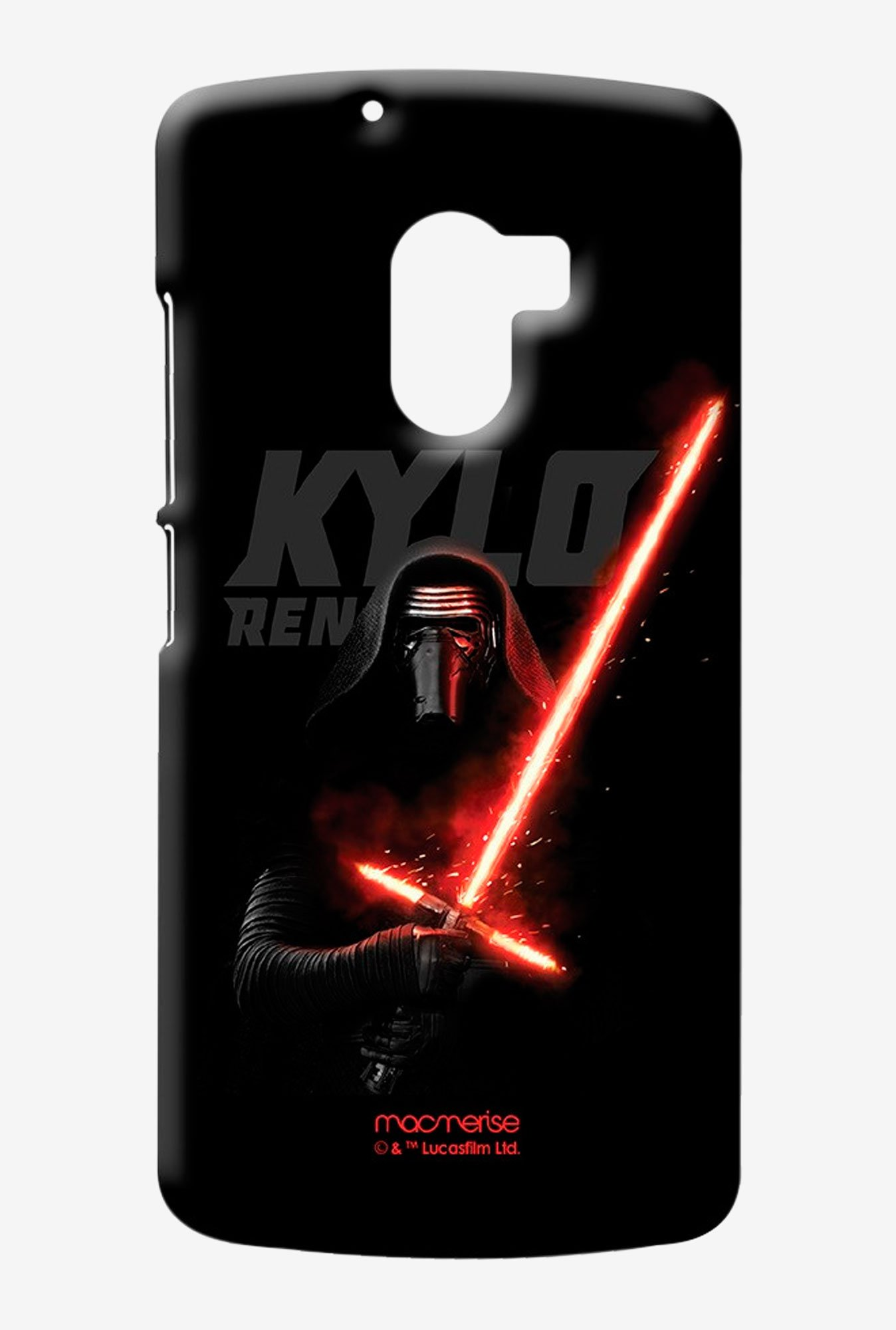 Macmerise Kylo Ren Sublime Case for Lenovo K4 Note