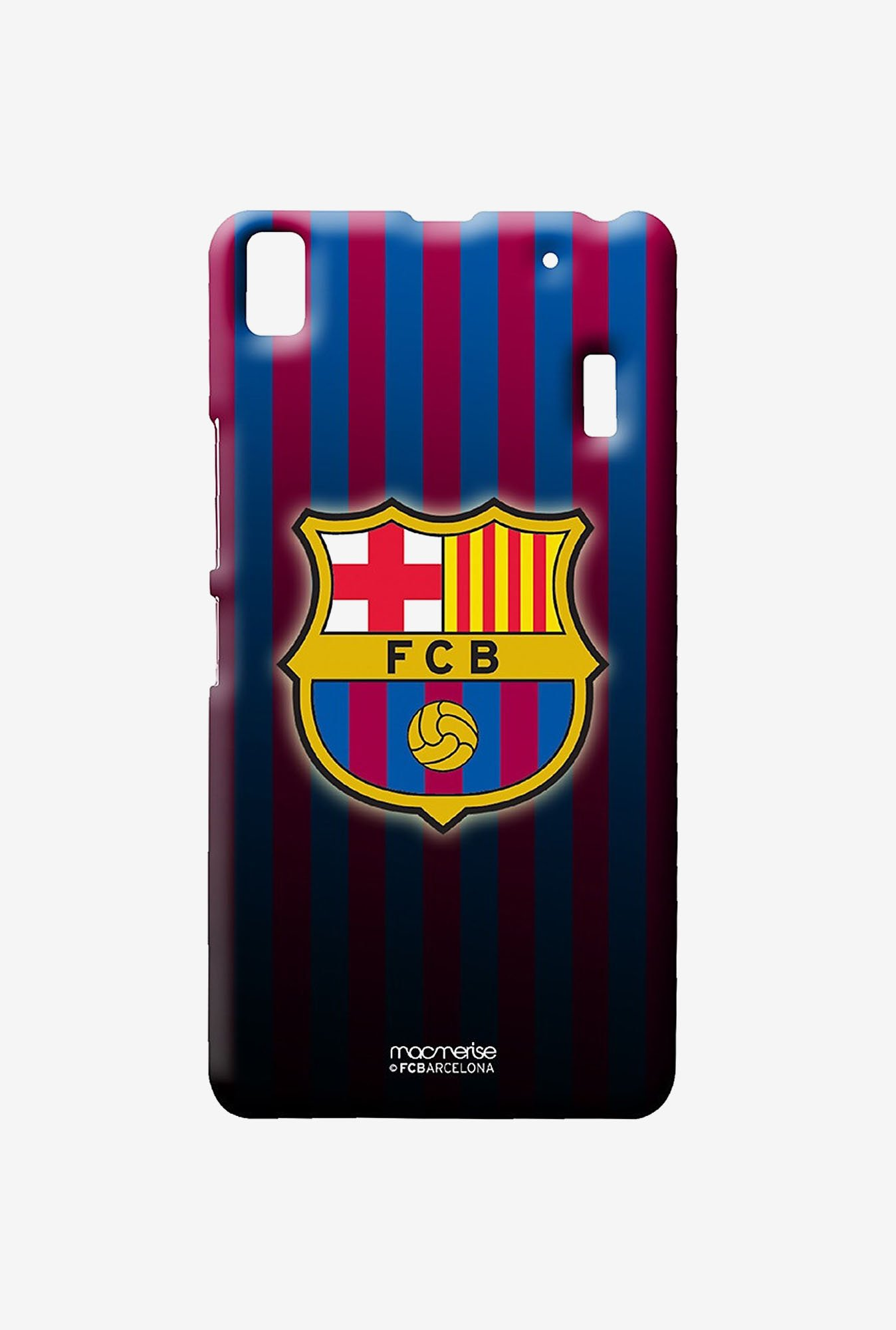 Macmerise FCB Crest Sublime Case for Lenovo K3 Note