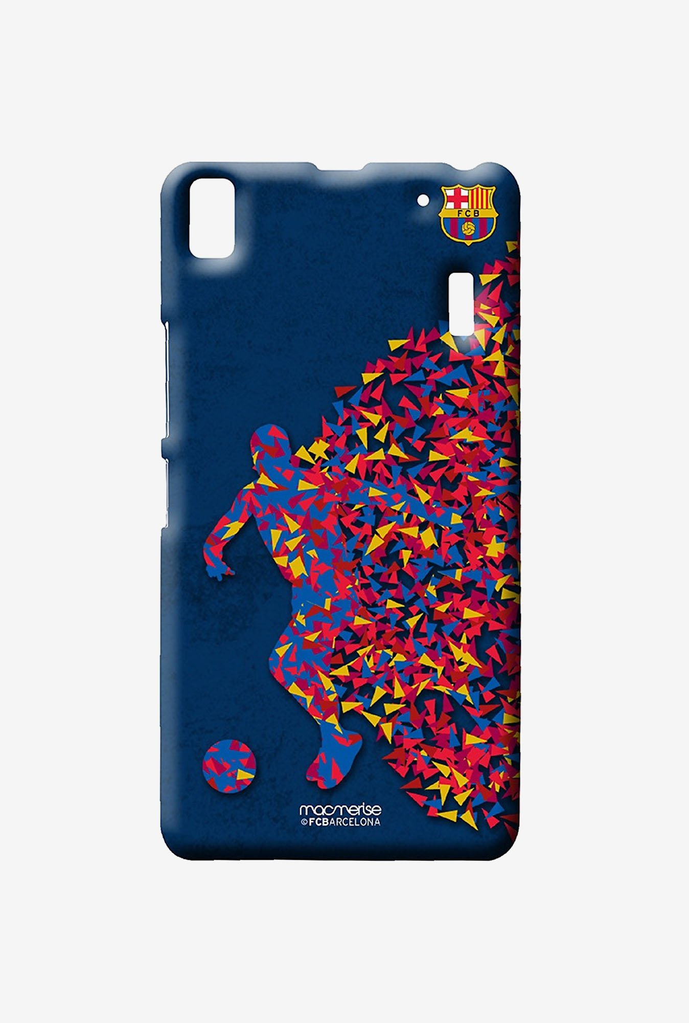 Macmerise FCB Asymmetrical Art Sublime Case for K3 Note