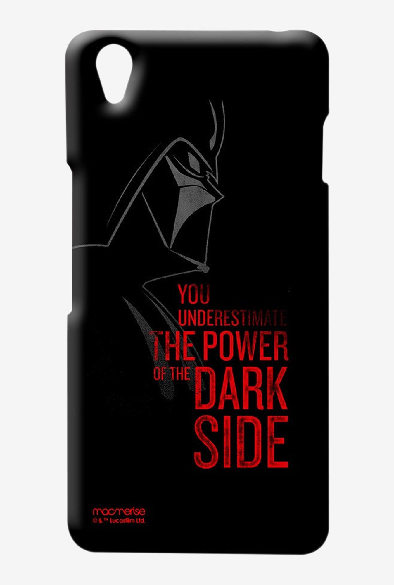 Macmerise The Dark Side Sublime Case for Oneplus X