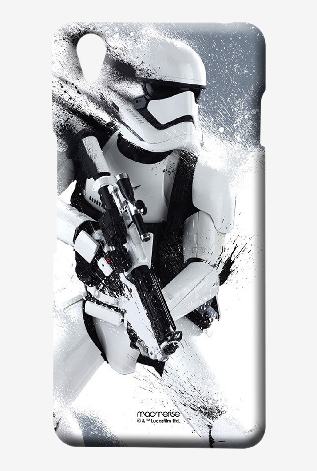 Macmerise Trooper Storm Sublime Case for Oneplus X