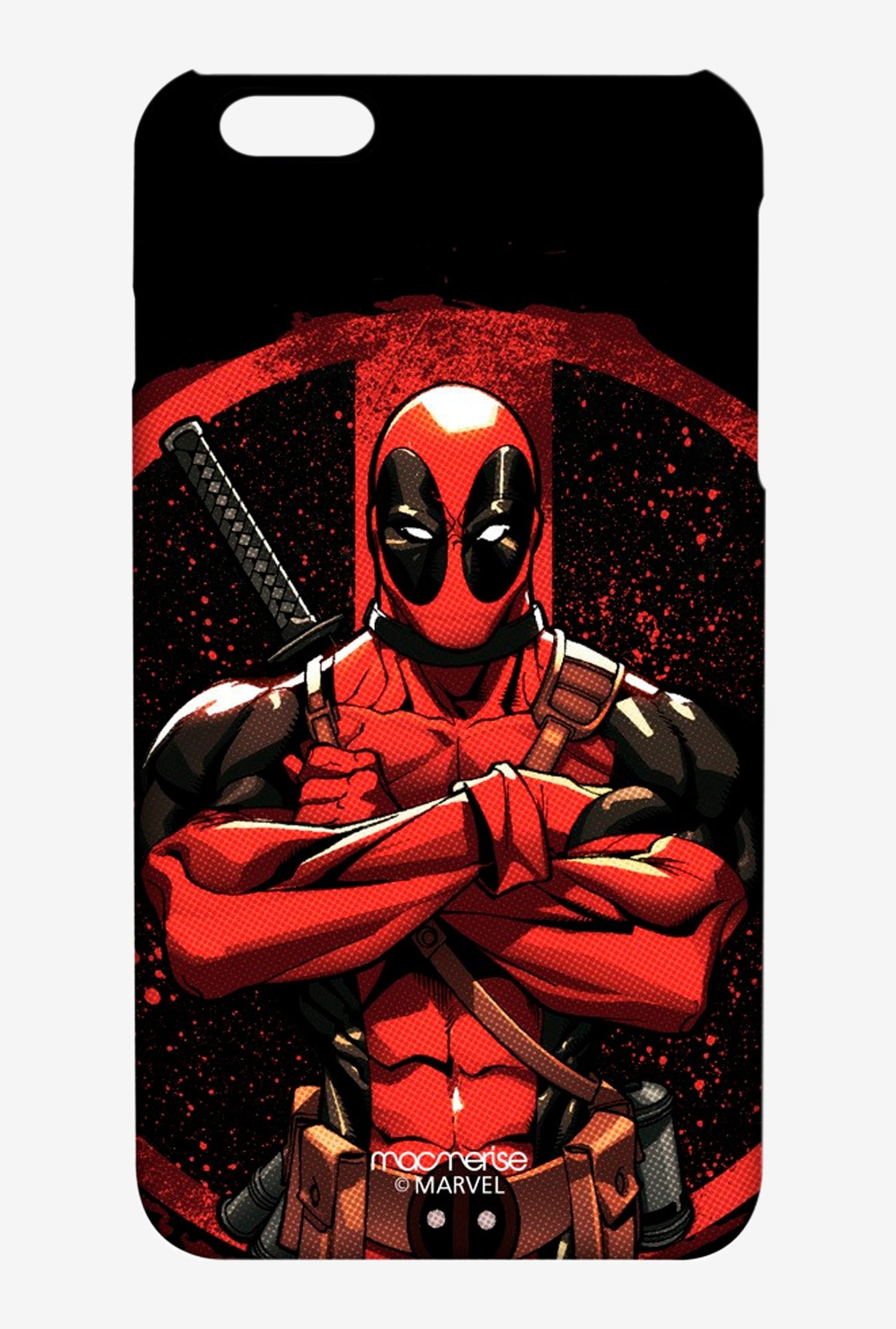 Macmerise Deadpool Stance Pro Case for iPhone 6S Plus