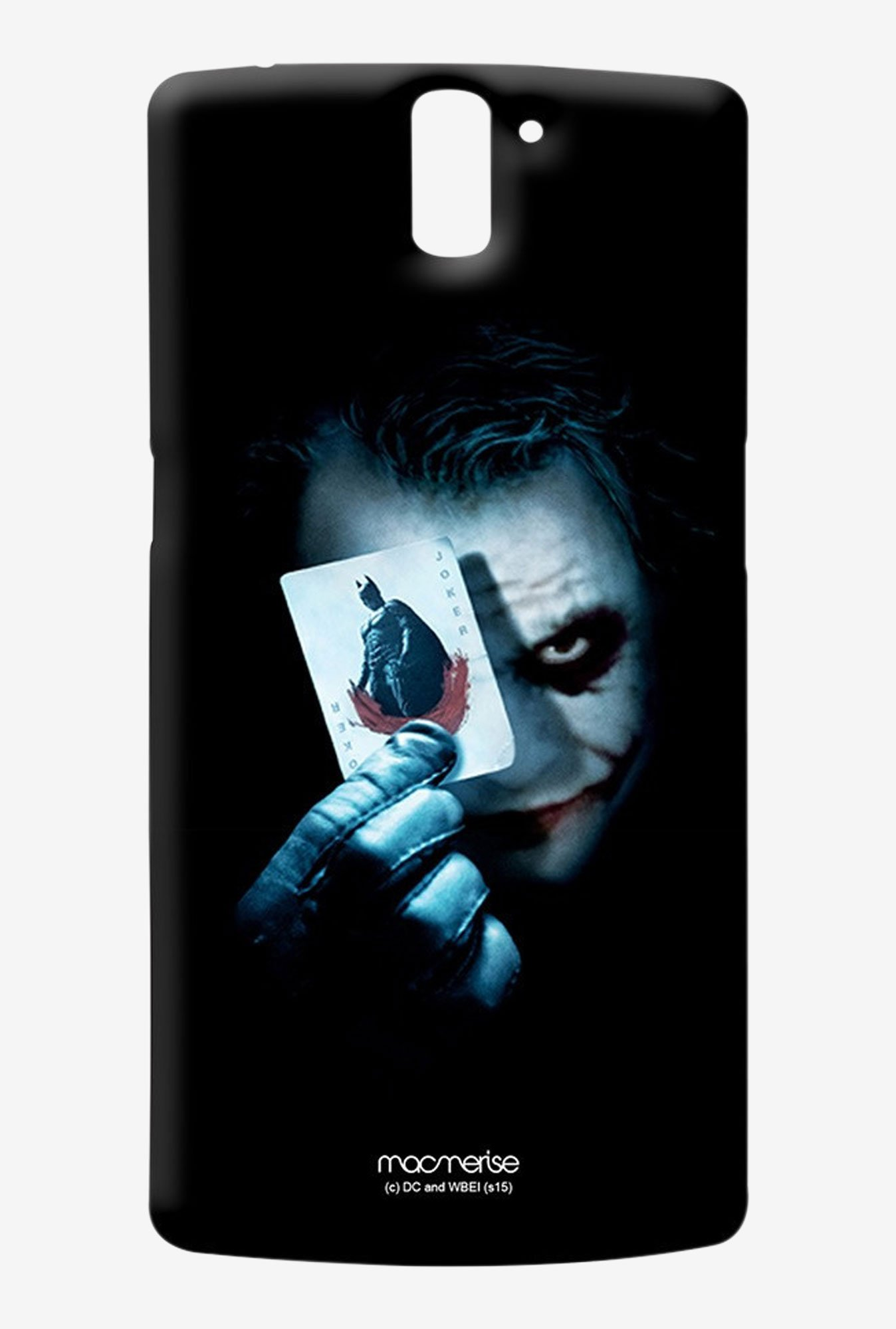 Macmerise Jokers Trump Card Sublime Case for Oneplus One